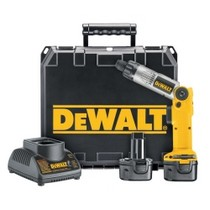 2002-9999 Mazda Truck Dewalt Tools 7.2V Heavy-Duty Two Position Cordless Screwdriver Kit
