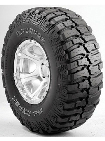 1987-1995 Jeep Wrangler Dick Cepek Crusher - 31X10.50R15LT