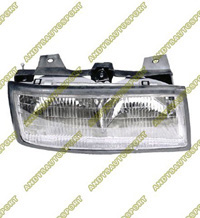 1990-1996 Chevrolet Corsica Dimension Lab Headlights - OEM Style Replacement (Passenger Side)