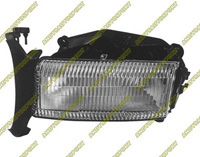 97-03 Dodge Durango Dimension Lab Headlights - OEM Style Replacement (Passenger Side)
