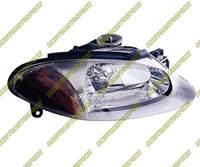 98 03 Ford Zx2 Dimension Lab Headlights Oem Style Replacement Penger
