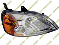 2001-2003 Honda Civic Dimension Lab Headlights - OEM Style Replacement (Passenger Side)