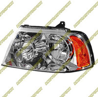 03 04 Lincoln Navigator Dimension Lab Headlights Oem Style Replacement Driver