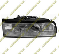 88-92 Mazda MX-6 Dimension Lab Headlights - OEM Style Replacement (Passenger Side)