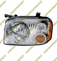 01-04 Nissan Frontier Dimension Lab Headlights - OEM Style Replacement (Driver Side)