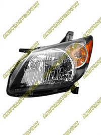 03 04 Pontiac Vibe Dimension Lab Headlights Oem Style Replacement Driver