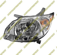05-06 Pontiac Vibe Dimension Lab Headlights - OEM Style Replacement (Driver Side)