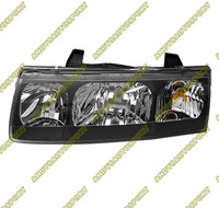 02 04 Saturn Vue Dimension Lab Headlights Oem Style Replacement Driver