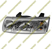 05 Saturn Vue Dimension Lab Headlights - OEM Style Replacement (Driver Side)