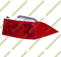 04 05 Acura Tsx Dimension Lab Tail Lights Oem Style Replacement Penger Side