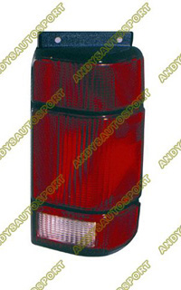2002-2005 Ford Explorer Dimension Lab Tail lights - OEM Style Replacement (Driver Side)