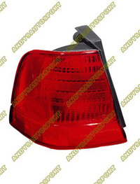 1994-1997 Ford Thunderbird Dimension Lab Tail lights - OEM Style Replacement (Driver Side)