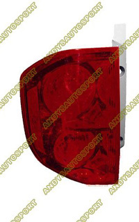 03-05 Honda Pilot Dimension Lab Tail lights - OEM Style Replacement (Passenger Side)