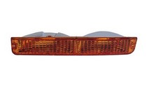 85-90 Buick Electra (Four Wheel Drive, Sealed Beam Head Lamp Type), 86-89 Buick Lesabre Dlab Park Signal Light - Left Side (Amber Len)