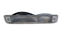 85-90 Buick Electra (Four Wheel Drive, Sealed Beam Head Lamp Type), 86-89 Buick Lesabre Dlab Park Signal Light - Left Side (Clear Len)