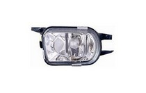 2000-2006 Mercedes Cl-class Dlab Fog Light (W/ Bi-Xenon Hid Type, W/O Amg Styling, W/O Sport Package) - Left Side