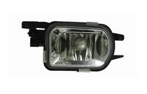 2000-2006 Mercedes Cl-class Dlab Fog Light (W/O Bi-Xenon Hid Type, W/O Amg Styling, W/O Sport Package) - Left Side