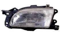 ford aspire headlights at andy s auto sport 94 96 ford aspire w special edition package dlab headlight left