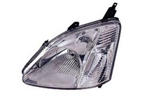 2001-2003 Honda Civic Dlab Headlight - Left Side