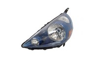 2007-9999 Honda Fit Dimension Lab Headlight (Vivid Blue Housing=Code B520P) - Left