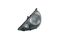 2007-9999 Honda Fit Dlab Headlight (W/ Black Bezel Type) - Left Side