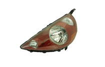 2007-9999 Honda Fit Dimension Lab Headlight (Milano Red Housing=Code R81) - Left