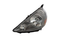 2007-9999 Honda Fit Dimension Lab Headlight (Storm Silver Housing=Code Nh642M) - Lefy