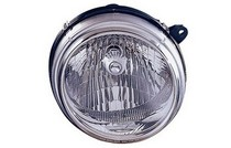 02 (Oct)-04 Jeep Liberty Dlab Headlight - Right Side