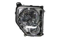 08-10 JEEP LIBERTY Dimension Lab Headlight (With Dealer Installed Fog Light) - Right Assembly