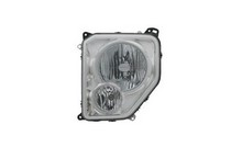 08-09 Jeep Liberty Dlab Headlight (W/ Fog Lamp Type) - Left Side