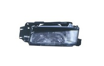 90-95 Mazda 323  (3Dr) , 90-95 Mazda Protégé (3Dr) , 93 (Jul)-95 Mazda Protege (4Dr) Dlab Headlight - Left Side