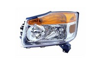 08-10 NISSAN ARMADA Dimension Lab Headlight - Left Assembly