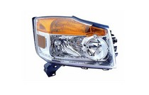 08-10 NISSAN ARMADA Dimension Lab Headlight - Right Assembly