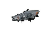 09-10 Nissan Murano Dlab Headlight (Halogen Type Only) - Left Side