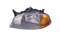 1998-2000 Chevrolet Metro Dlab Headlight - Left Side