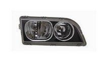 03-04 Volvo S40, 03-04 Volvo V40 Dlab Headlight (W/ Black Bezel) - Right Side