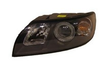 04-07 Volvo S40, 05-07 Volvo V50 Dlab Headlight (Halogen Type Only) - Left Side