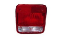 85-96 Chevy Van (Fullsize) , 85-96 Gmc Van (Fullsize) Dlab Tail Light - Left Side
