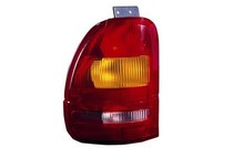 95-98 Ford Windstar Dlab Tail Light - Left Side