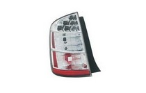 06-09 Toyota Prius Dlab Tail Light - Left Side