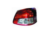07-09 Toyota Yaris (4Dr, Base Model Only) Dlab Tail Light - Right Side