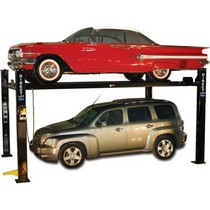 2002-2006 Mini Cooper Direct Lift PROPark 9 Four Post  Lift