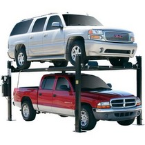 2002-9999 Mazda Truck Direct Lift PROPark 8 Four Post  Lift (Plus)