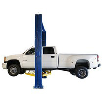 1991-1996 Saturn Sc Direct Lift Pro12 Two Post Lift