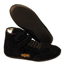 1980-1986 Datsun Datsun_Truck DJ Safety Nomex Shoes - Size 10 (Black)