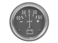 1969-1972 Mercury Colony_Park Dorman Gauge - Electric Ammeter