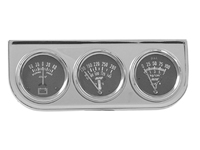 1992-2000 Mercedes S-Class Dorman Gauge - Triple Gauge Kit