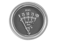 1998-2002 Isuzu Trooper Dorman Gauge - Oil Pressure