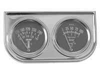 1969-1972 Mercury Colony_Park Dorman Gauge - Dual Kit