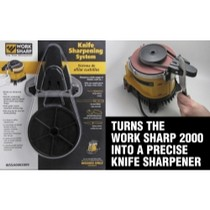 2004-2007 Scion Xb Drill Doctor Knife Sharpening System Add-On for the Work Sharp 2000